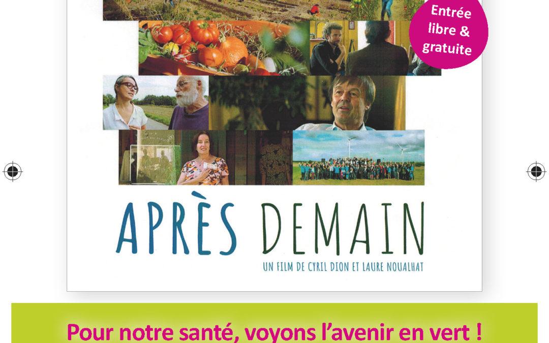 Ciné-santé : 19 mars 2019 à 18h cinéma Atmosphère Capdenac-Gare