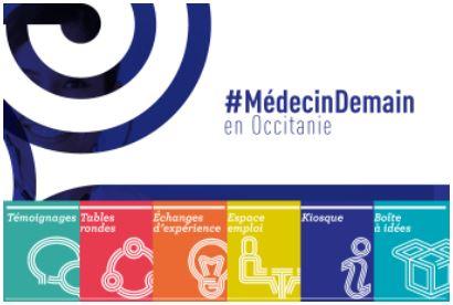 #MédecinDemain en Occitanie